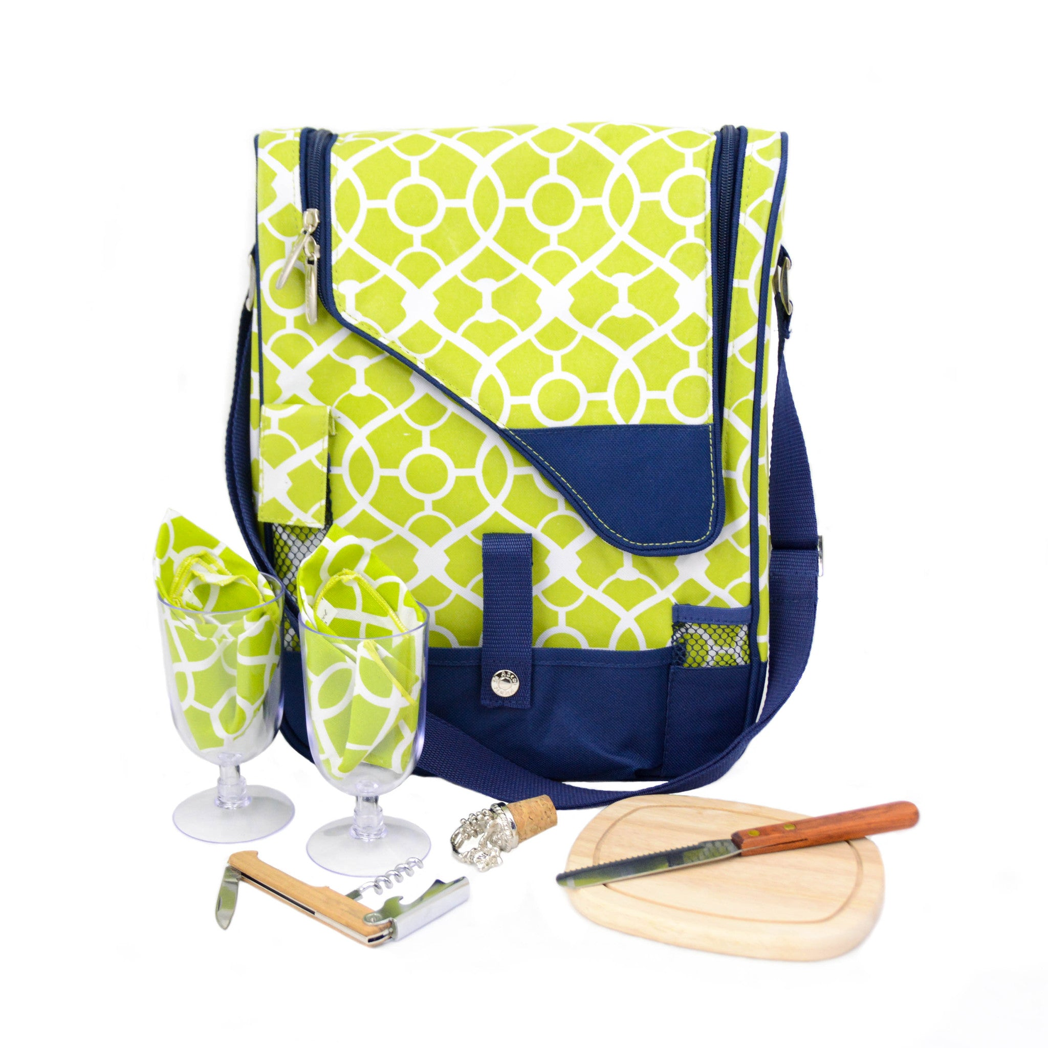 Green Picnic-in-a-bag - LoveEmme, Product_Type, Product_Vendor