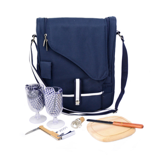 Picnic in a Bag - Wine & Cheese Cooler - LoveEmme, Product_Type, Product_Vendor