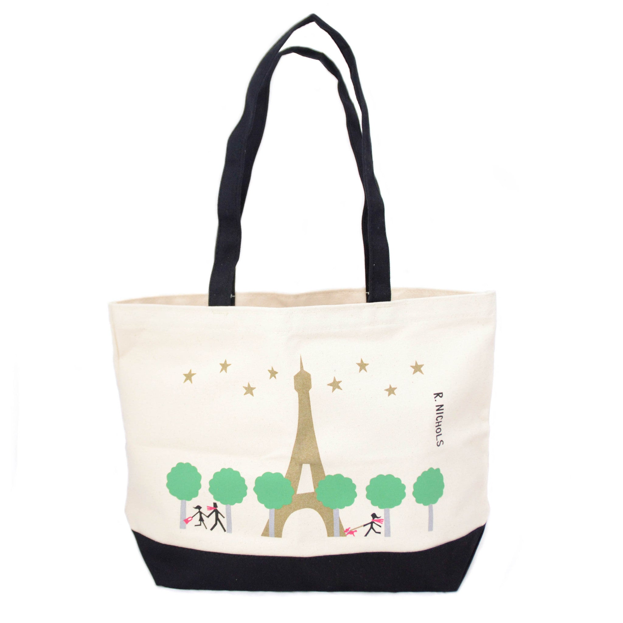 Paris Boat Tote - LoveEmme, Product_Type, Product_Vendor