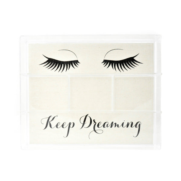 5 Compartment Drawer Organizer - Eyelashes - LoveEmme, Product_Type, Product_Vendor
