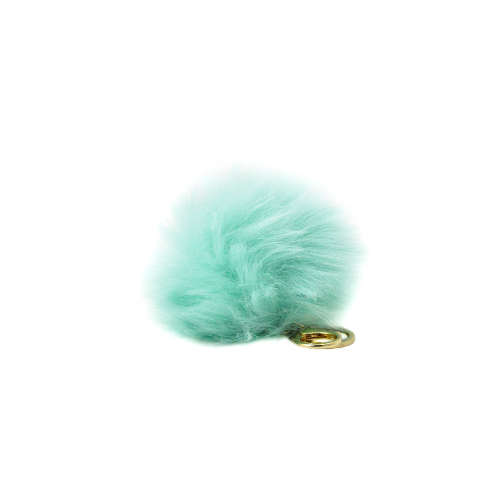Faux Fur Pom Pom Key Chain - LoveEmme, Product_Type, Product_Vendor