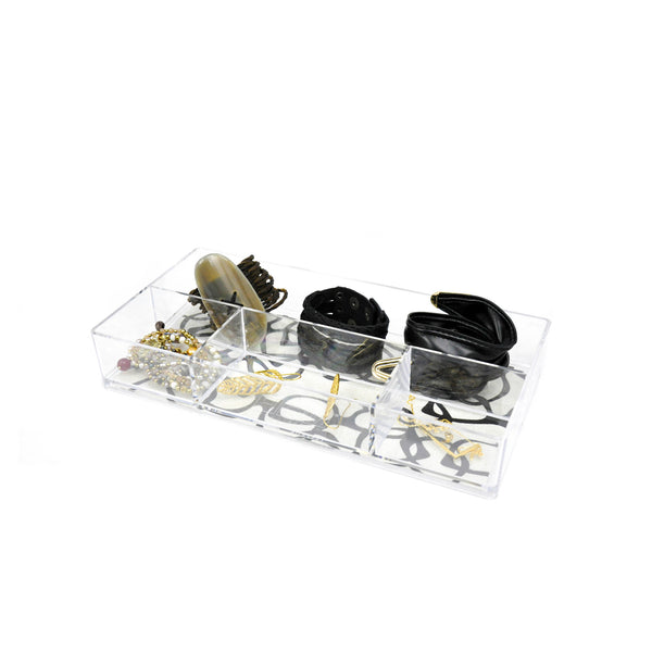Small Acrylic Organizer- Black Glasses - LoveEmme, Product_Type, Product_Vendor
