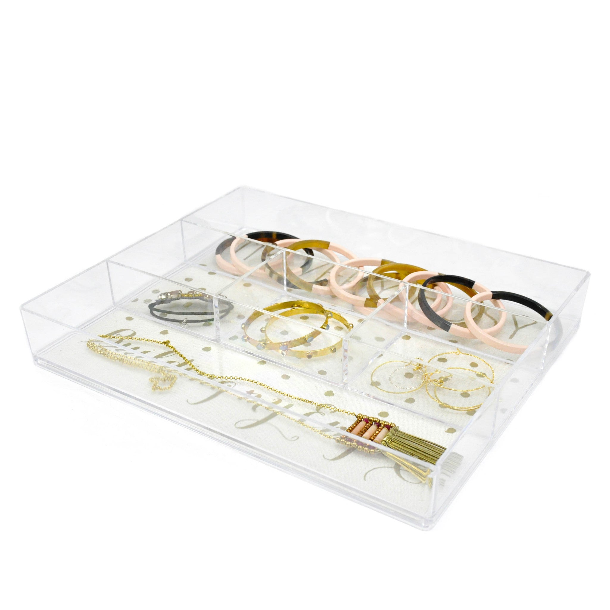 5 Compartment Jewelry Organizer - LoveEmme, Product_Type, Product_Vendor