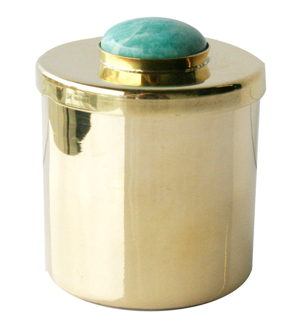Lane Small Ring Box w/ Amazonite