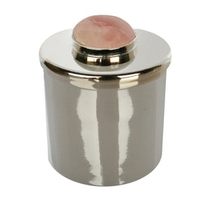 Lane Small Ring Box w/ Rose Quartz