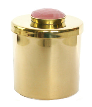 Lane Large Ring Box w/ Rose Quartz