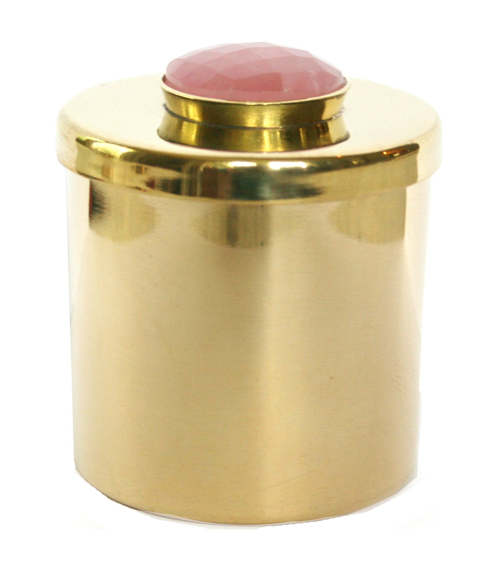 Lane Small Ring Box w/ Rose Quartz - LoveEmme, Product_Type, Product_Vendor
