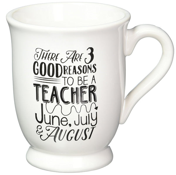 Summertime Teacher Mug