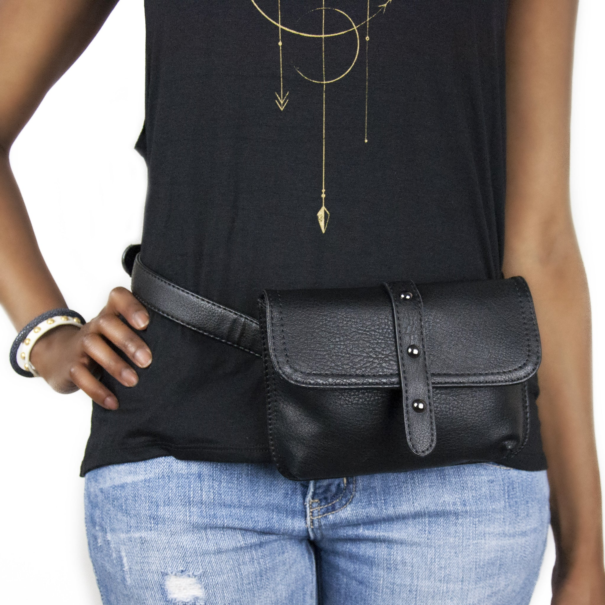 Fancy Girl Fanny Pack