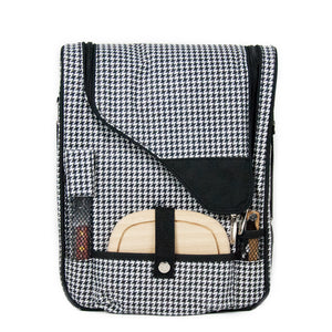 Houndstooth Picnic-in-a-Bag