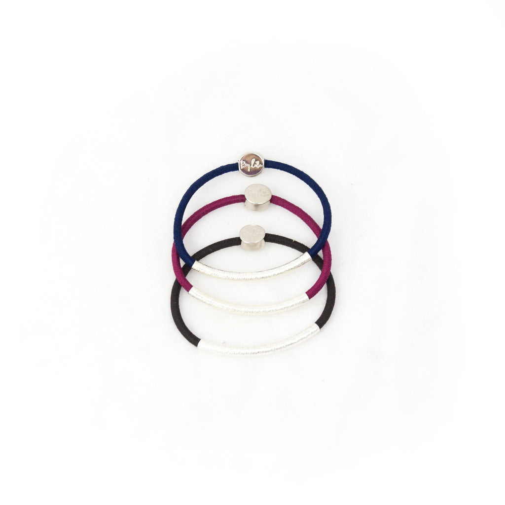 Rock Tube Elastic Bracelet & Hair Tie - LoveEmme, Product_Type, Product_Vendor