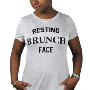 Resting Brunch Face Tee - LoveEmme, Product_Type, Product_Vendor