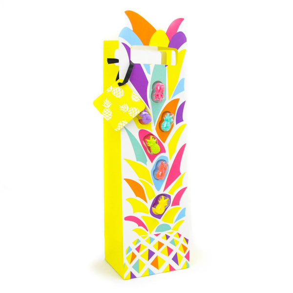 Pineapple Wine Bag with Markers - LoveEmme, Product_Type, Product_Vendor