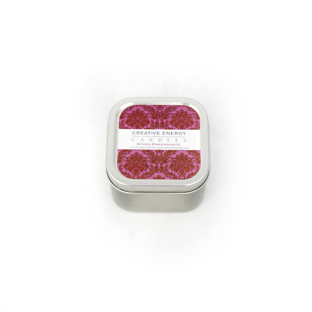 Spiced Pomegranate Candle - LoveEmme, Product_Type, Product_Vendor