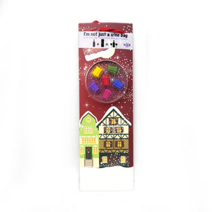Gingerbread Wine Bag with Markers - LoveEmme, Product_Type, Product_Vendor