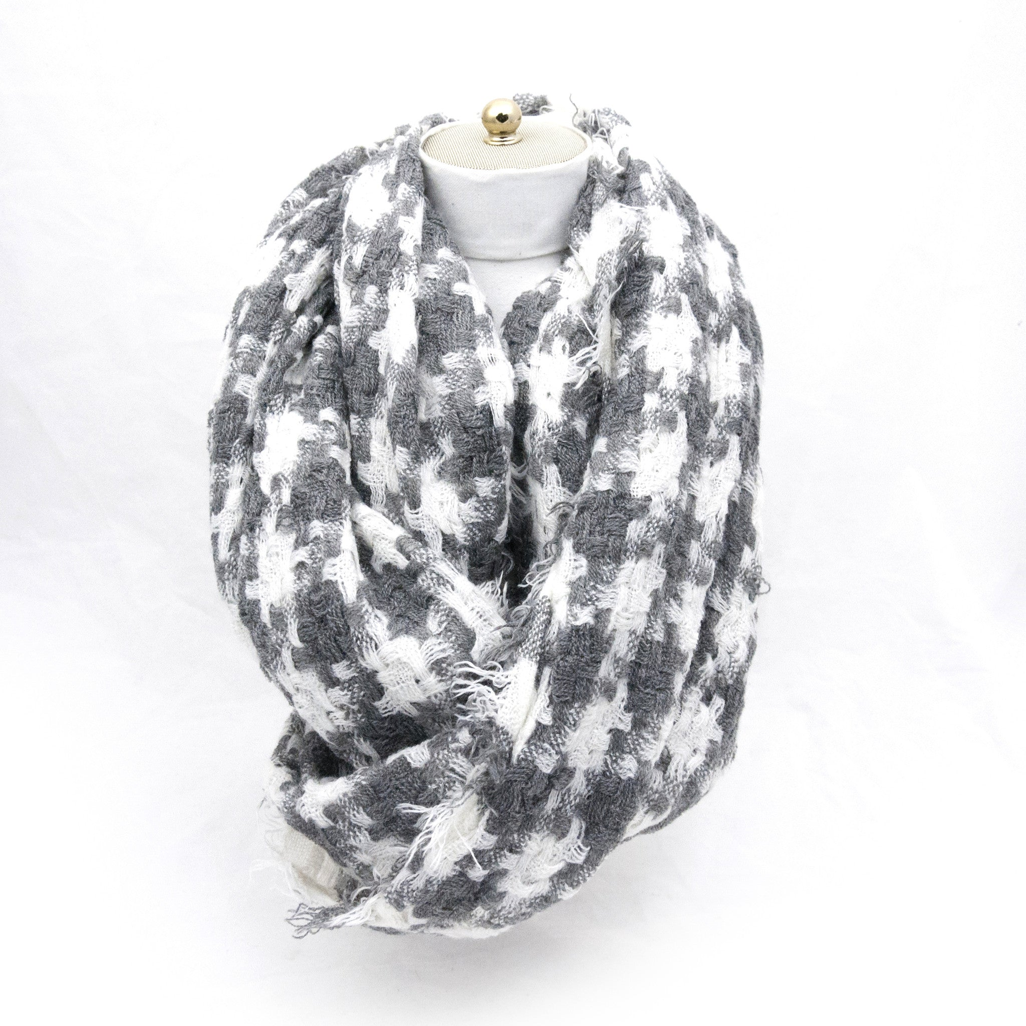 for snood light scarf stone infinity the gris grey men products claro