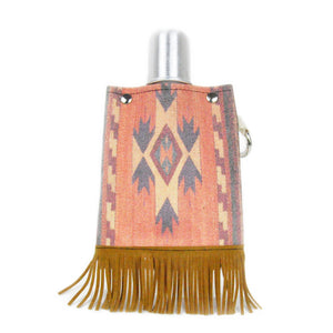 Boho Fringe Flask - LoveEmme, Product_Type, Product_Vendor