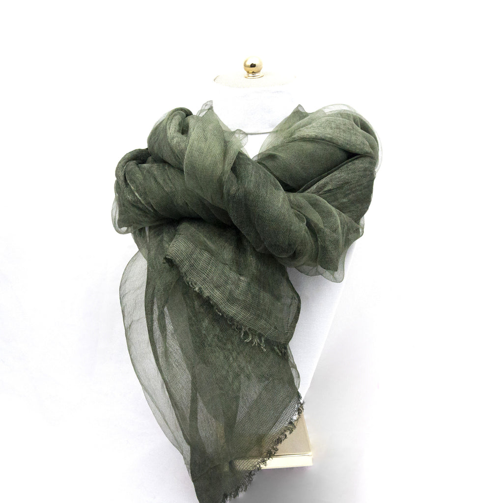 Autumn Jade Scarf - LoveEmme, Product_Type, Product_Vendor