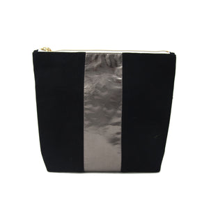 Black & Pewter Accessories Bag - LoveEmme, Product_Type, Product_Vendor