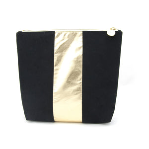 Black & Gold Accessories Bag - LoveEmme, Product_Type, Product_Vendor