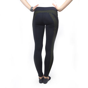 Tiny Bubble Yoga Pants - LoveEmme, Product_Type, Product_Vendor
