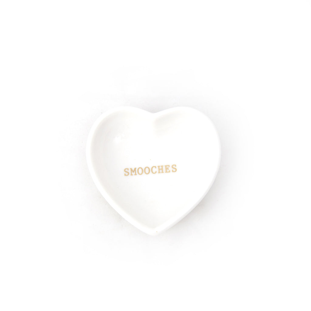 Smooches Heart Plate - LoveEmme, Product_Type, Product_Vendor
