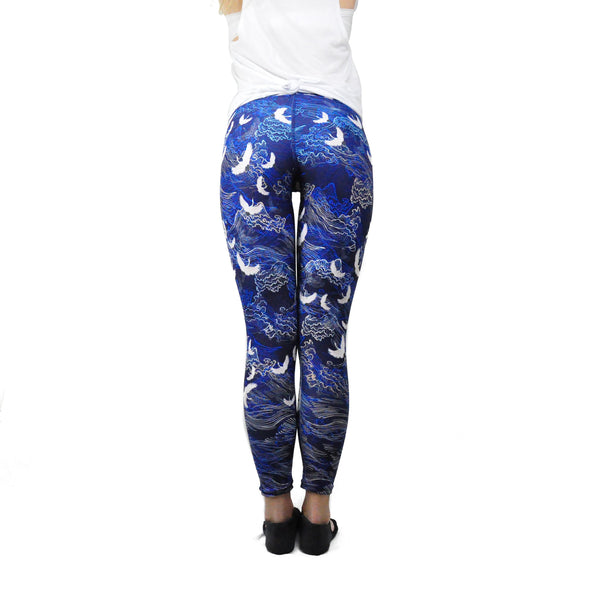 Swan Dive Leggings - LoveEmme, Product_Type, Product_Vendor