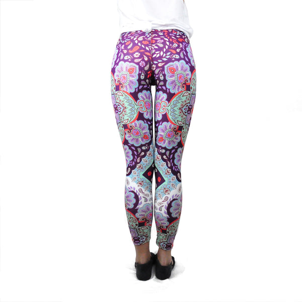Boho Electronica Leggings - LoveEmme, Product_Type, Product_Vendor