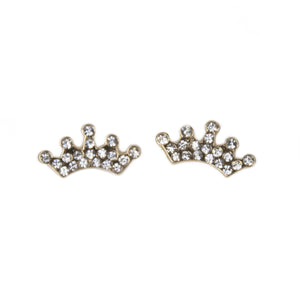 Princess Stud Earrings - LoveEmme, Product_Type, Product_Vendor