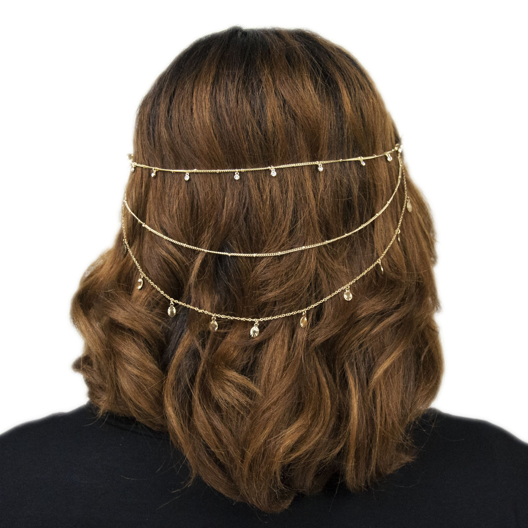 Royal Hair Chain