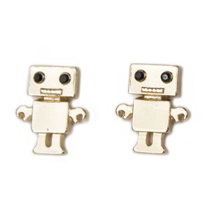 Mr. Roboto Earrings - LoveEmme, Product_Type, Product_Vendor