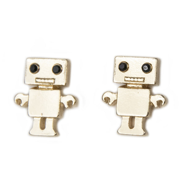Mr. Roboto Earrings