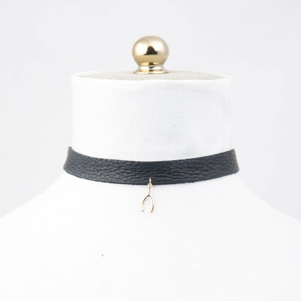 Wishbone Choker - LoveEmme, Product_Type, Product_Vendor