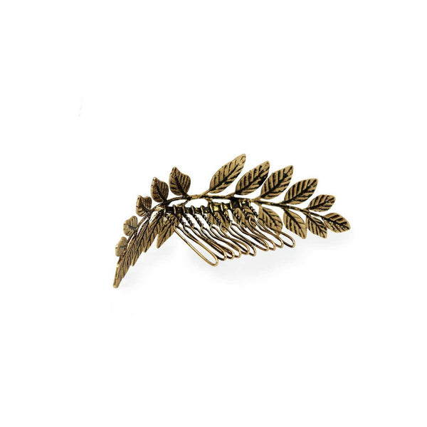 Leaf Bun Pin - LoveEmme, Product_Type, Product_Vendor