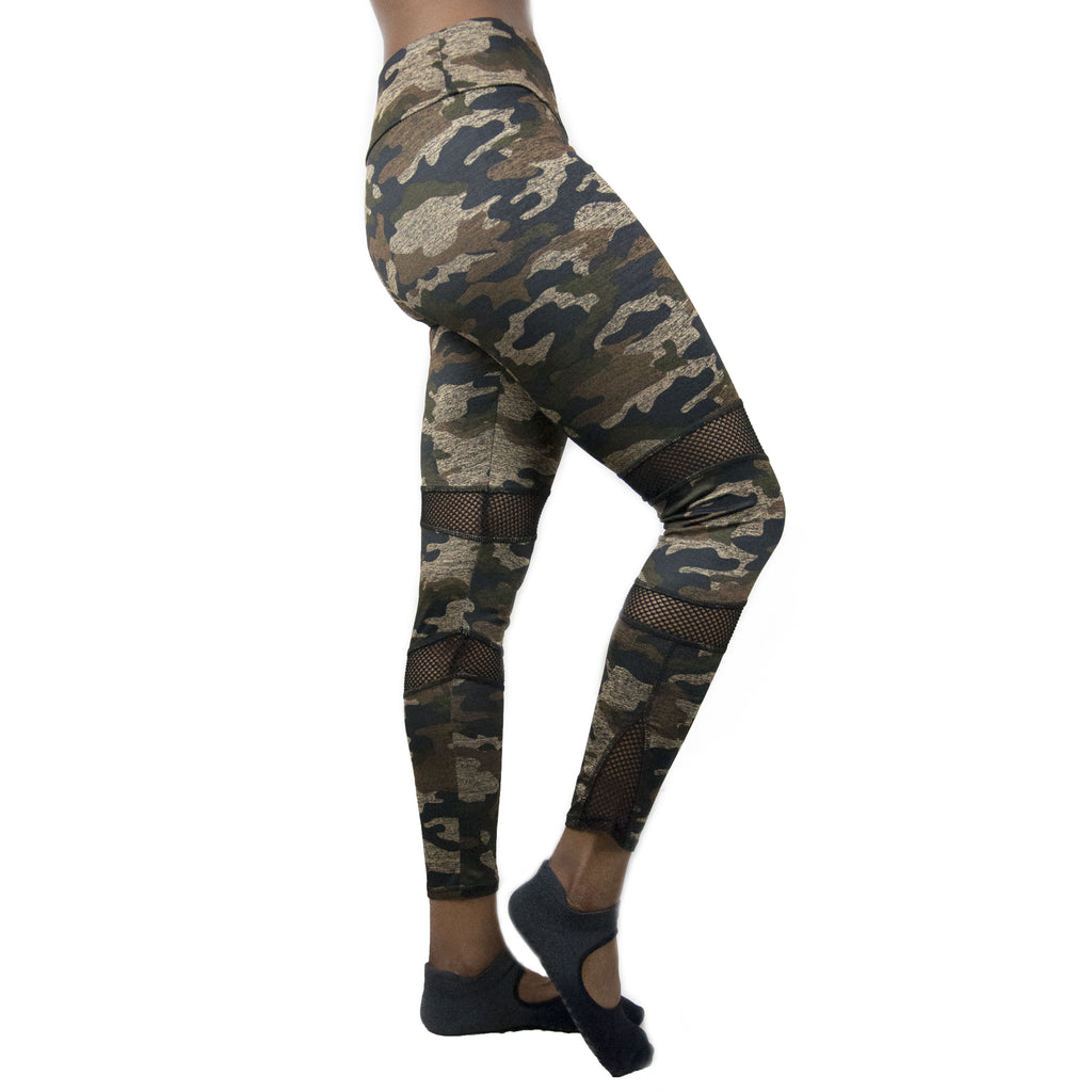 Army Babe Leggings - LoveEmme, Product_Type, Product_Vendor