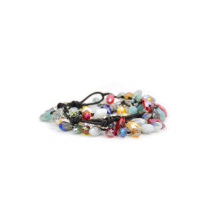 Multi Color Beaded Headband - LoveEmme, Product_Type, Product_Vendor