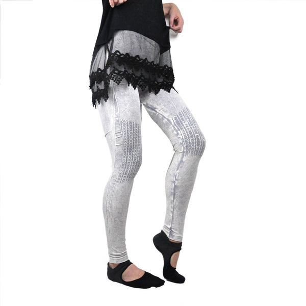 Ghost Grey Leggings - LoveEmme, Product_Type, Product_Vendor