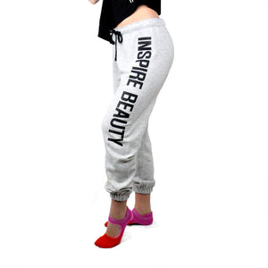 Inspire Beauty Sweatpants - LoveEmme, Product_Type, Product_Vendor