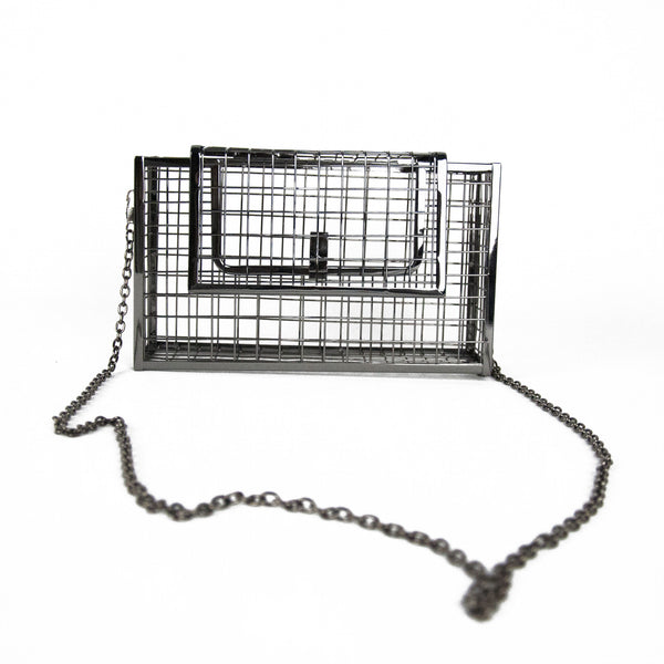 Caged Bird Purse