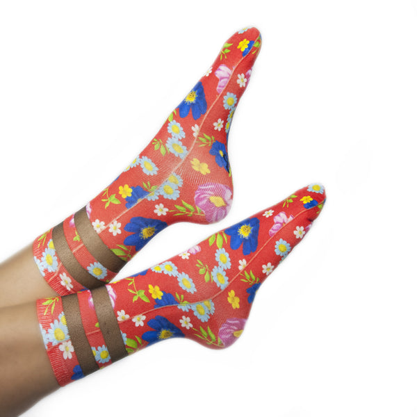 Flower Fairy Socks