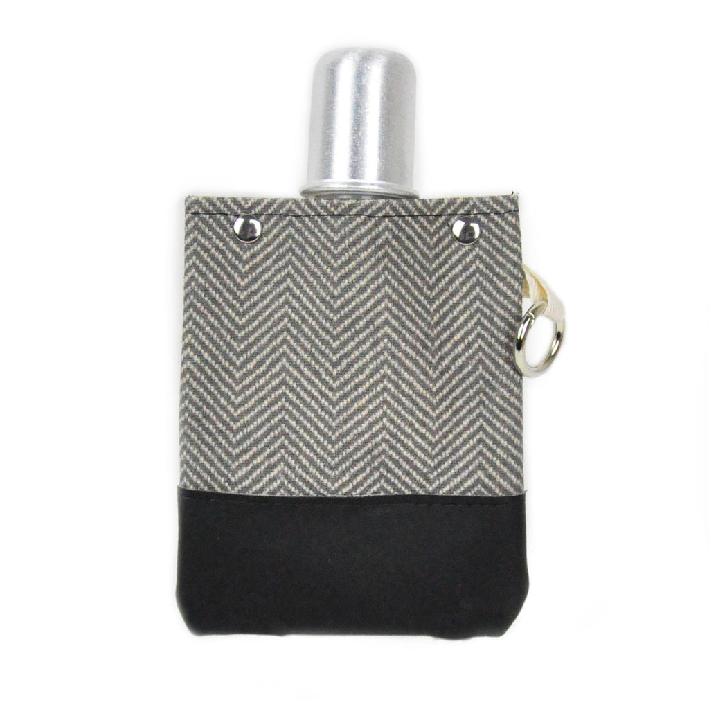 Tweed Flask - LoveEmme, Product_Type, Product_Vendor