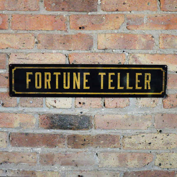 """Fortune Teller"" Wall Sign - LoveEmme, Product_Type, Product_Vendor"