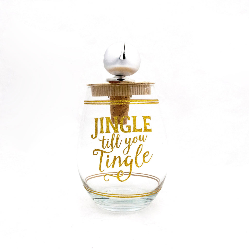 Jingle Till You Tingle Tumbler - LoveEmme, Product_Type, Product_Vendor