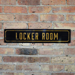 Locker Room Wall Sign - LoveEmme, Product_Type, Product_Vendor