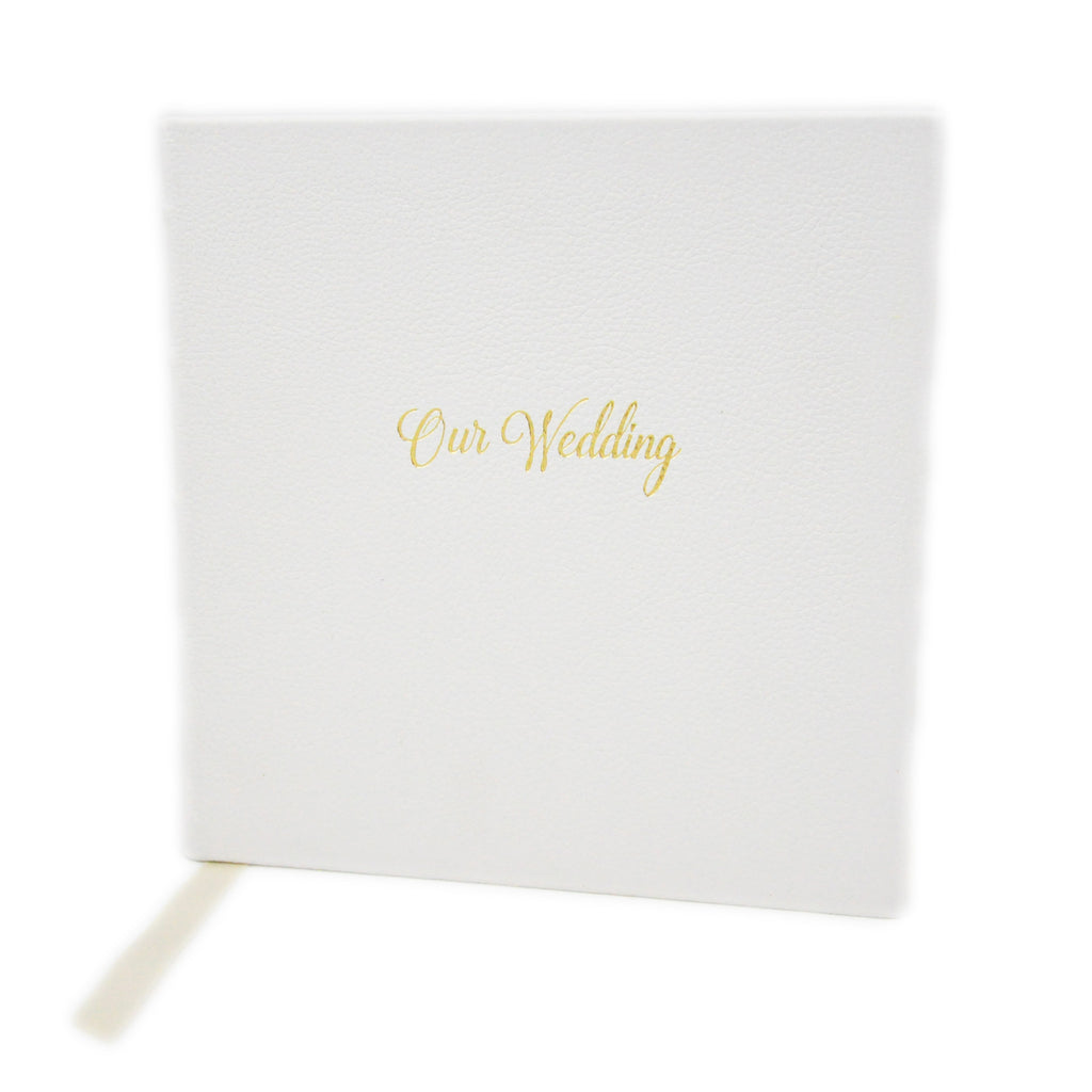 """Our Wedding"" Book - LoveEmme, Product_Type, Product_Vendor"