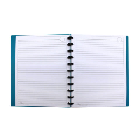 PP Large Solid Notebook - Fashion Colors