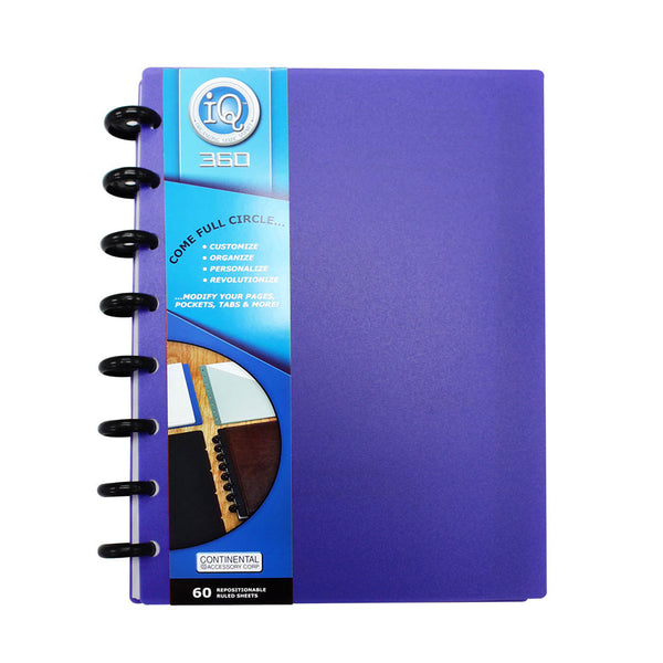 PP Medium Solid Notebook - Fashion Colors