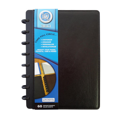 Leatherette PP Medium Notebook