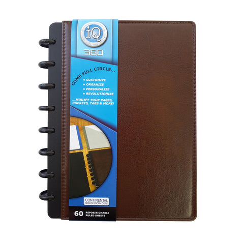 Leatherette PP Large Notebook