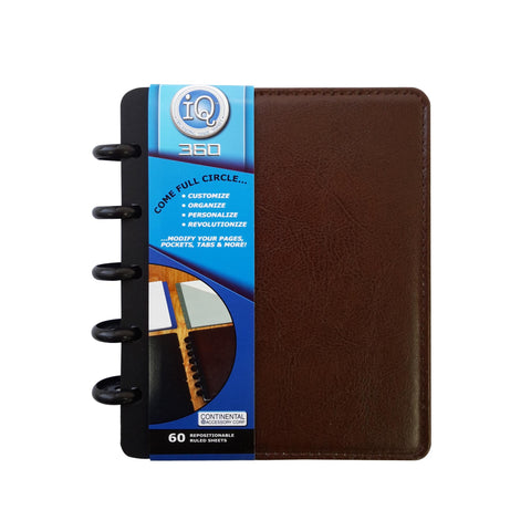 Leatherette PP Small Notebook